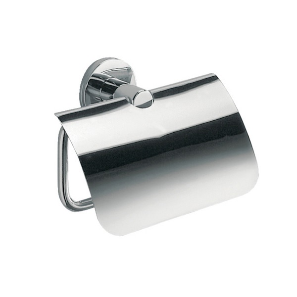 Inda Touch Toilet Paper Holder With Cover