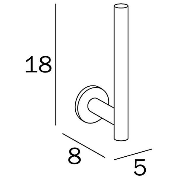 Technical drawing B3-13540 / A46280CR