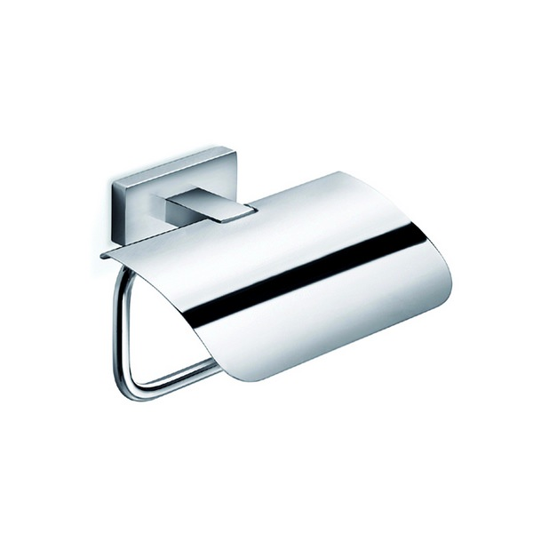 Inda Lea Toilet Paper Holder With Cover