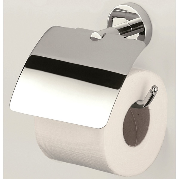 Inda Forum Toilet Paper Holder With Cover