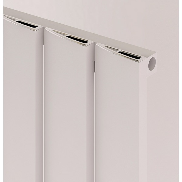 Additional image of Step Vertical Aluminium Designer Radiator 375 x 1800mm