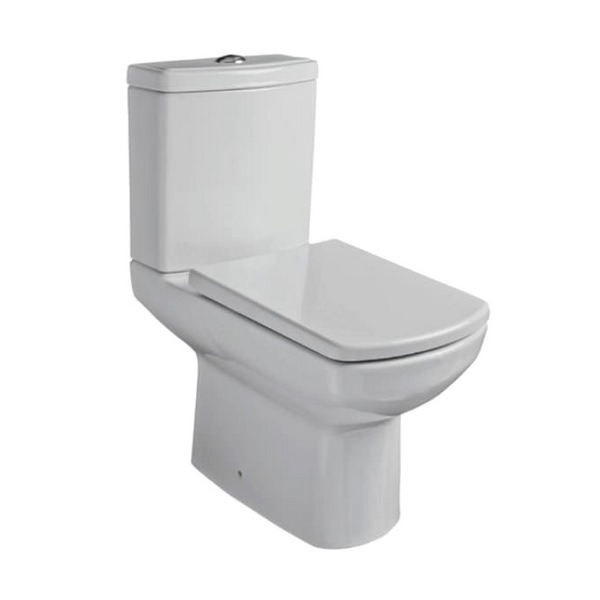 Kartell Aspect Close Coupled WC Pan With Cistern And Soft Close Seat