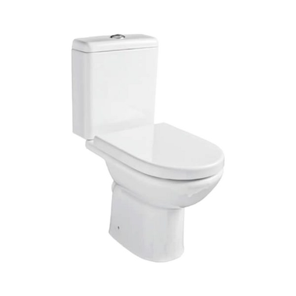 Kartell Ratio Close Coupled WC Pan With Cistern And Seat