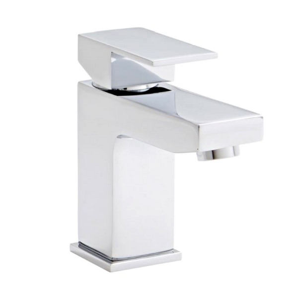 Kartell Element Mono Basin Mixer Tap With Click Waste