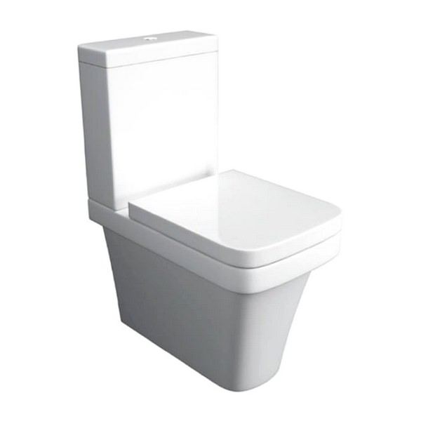Kartell Sicily Comfort Height Close Coupled WC Pan With Cistern And Seat