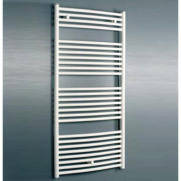 Eucotherm Zeus Traditional Ladder Towel Radiator 448 x 1290mm