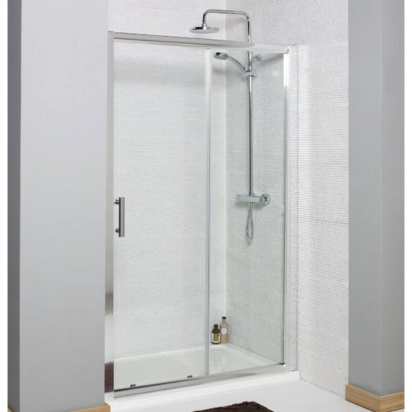 Kartell Koncept 1400mm Sliding Shower Door