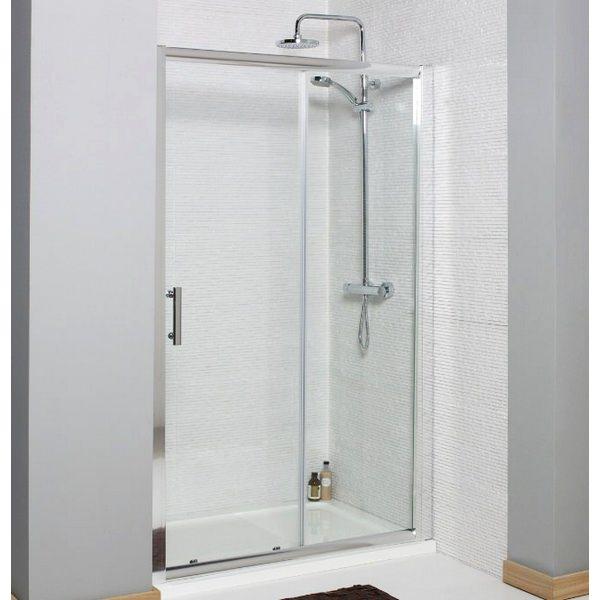 Kartell Koncept 1600mm Sliding Shower Door