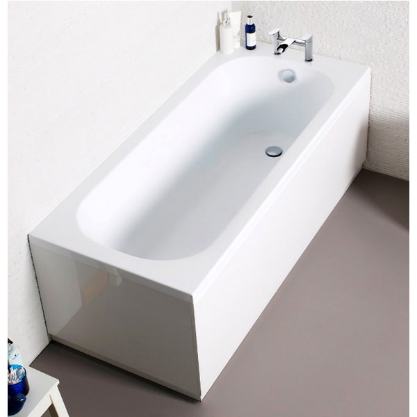 Kartell G4K 1400 x 700mm Single Ended Bath