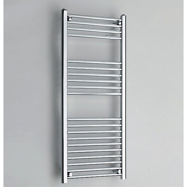 Kartell K Rail 22mm Straight Towel Rail 400 x 1200mm White