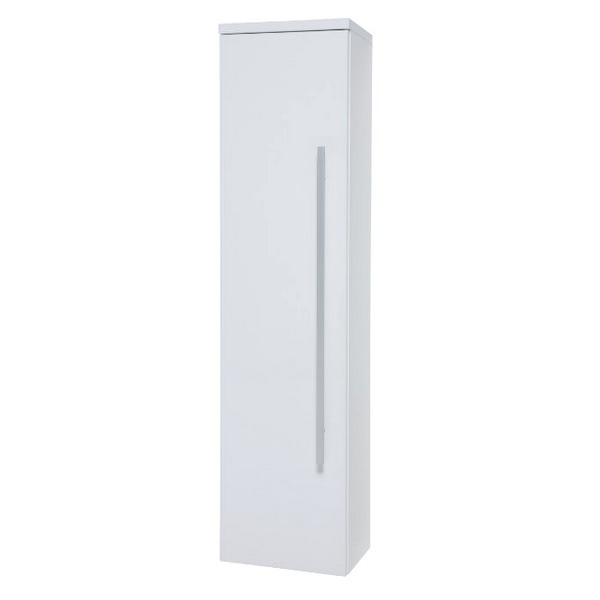 Kartell Purity 355 x 1400mm Wall Mounted Side Unit