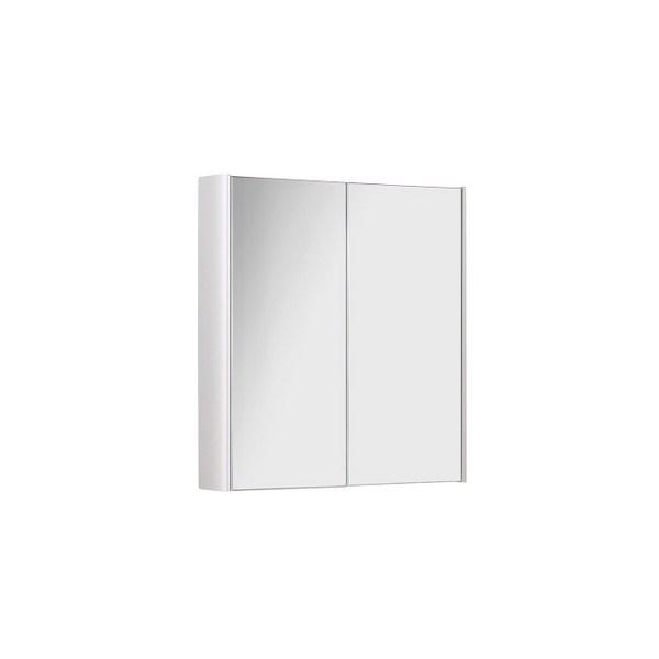Kartell Options 500mm White Mirror Cabinet