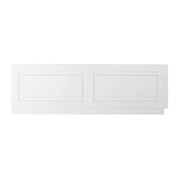Kartell Astley 1700mm White Ash Bath Front Panel