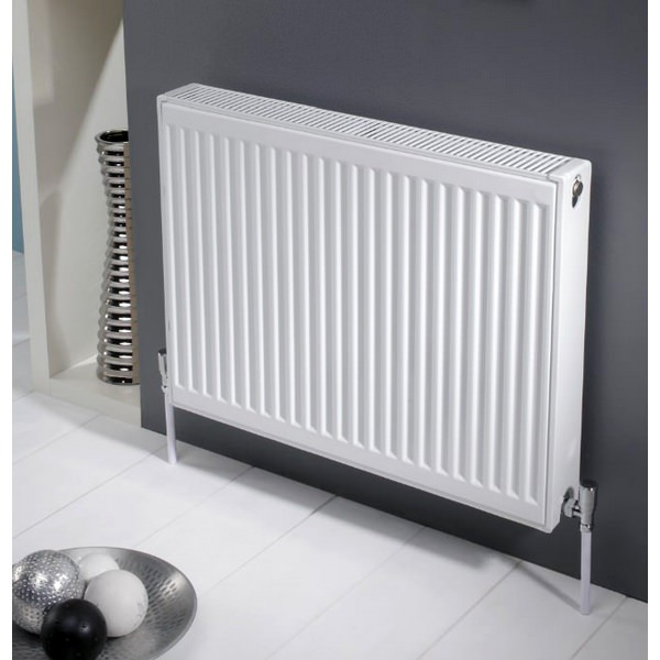 Kartell K-RAD Kompact Double Panel Single Convector Radiator 700 X 900mm