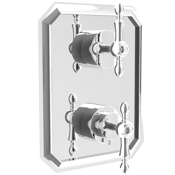 Utopia Regent Concealed Thermostatic Shower Valve