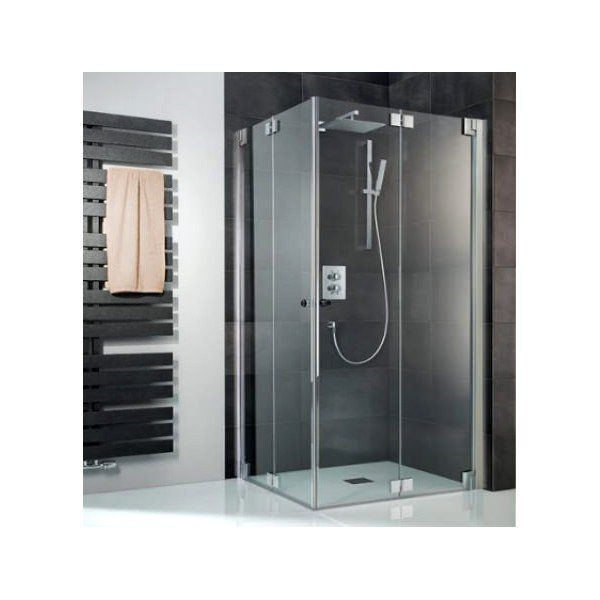 Hsk K2p Corner Entry With Pivoting Bi Fold Door 800 X 800