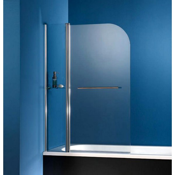 HSK Exklusive Plus Pivot Bath Screen 1000 x 1400mm