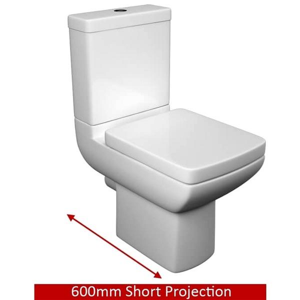 Additional image of Qualitex Bathrooms  EDE-PU03