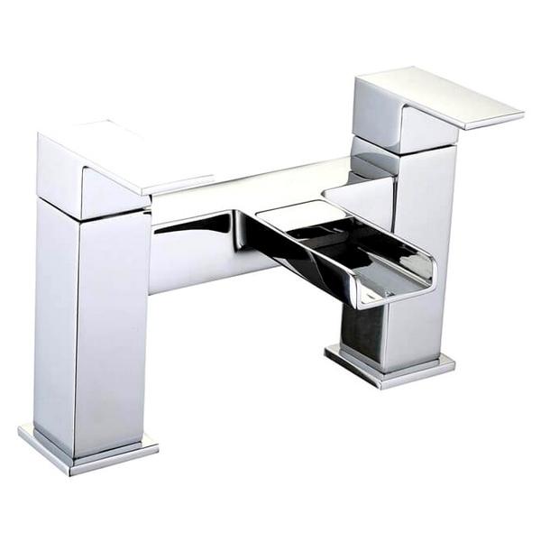 QX Niagra Waterfall Spout Bath Filler Tap