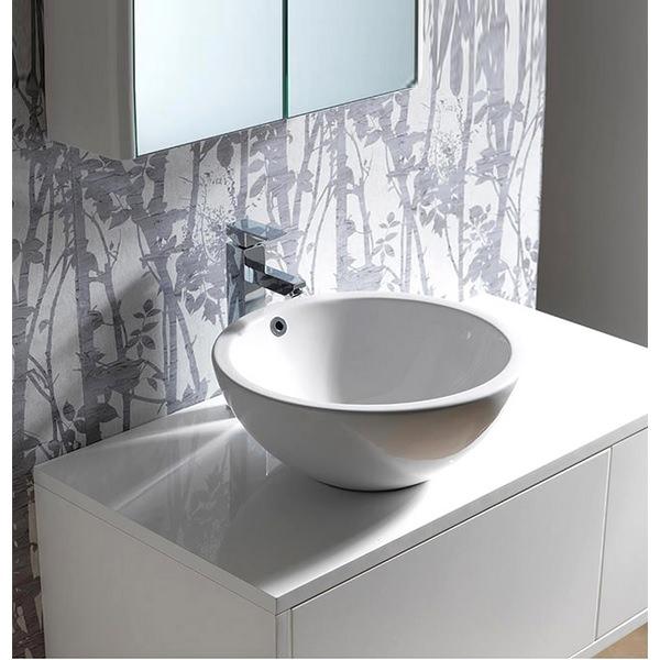 QX Opal 445 x 455mm Vanity Basin