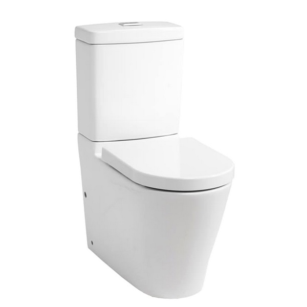 QX Oregon Close Coupled Pan With Soft Close Seat And Cistern