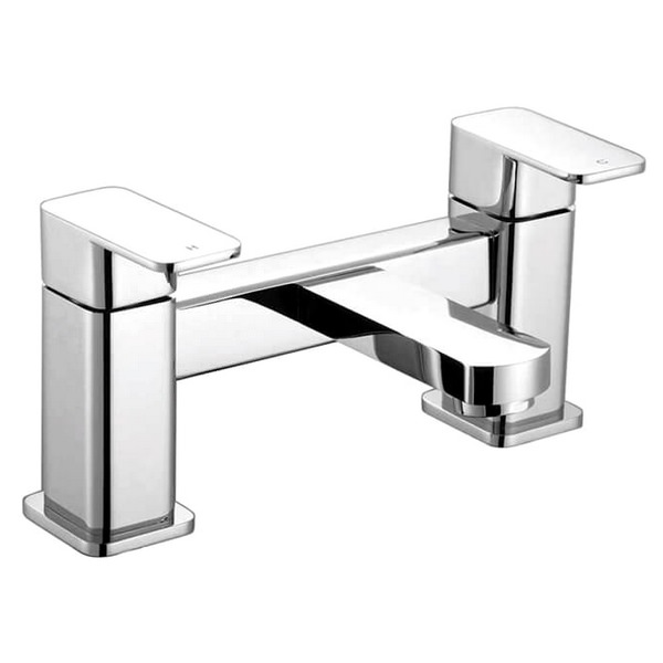 QX Utah 2-Hole Bath Filler Tap