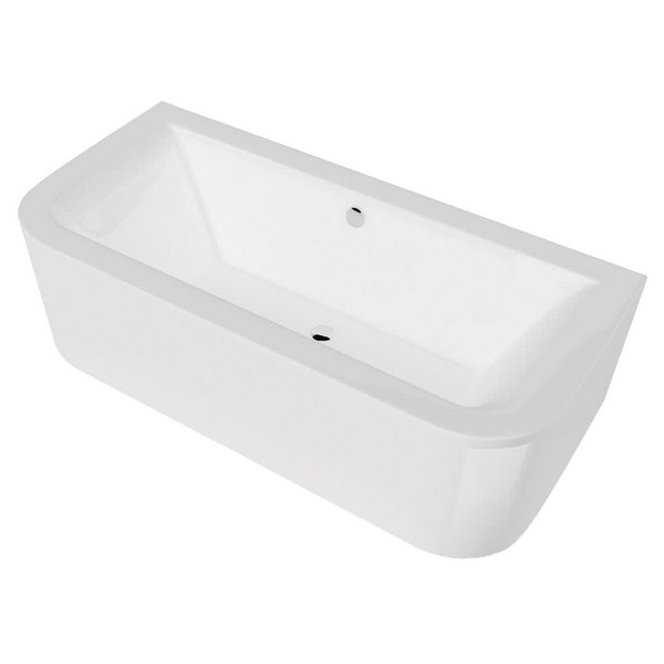 Alternate image of QX Kansas 1700 x 750mm Bath With Option 1 Whirlpool