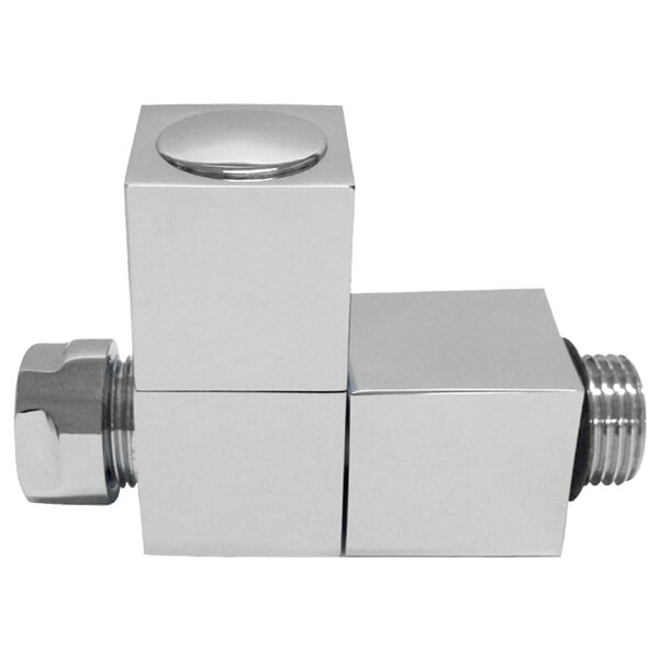 Frontline Straight Square Radiator Valves