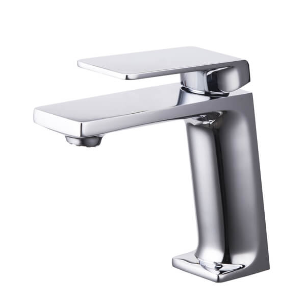 Frontline Move Basin Mixer Tap With Sprung Waste