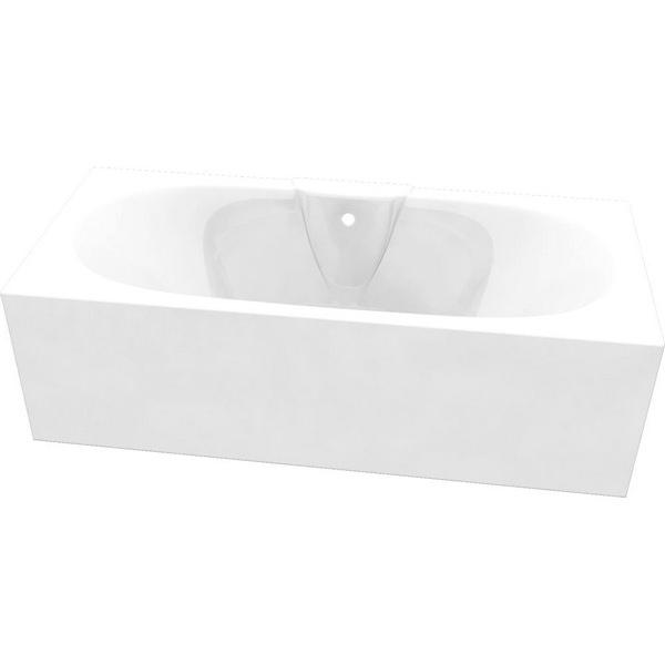 Additional image of Qualitex Bathrooms  NEB17/75W2