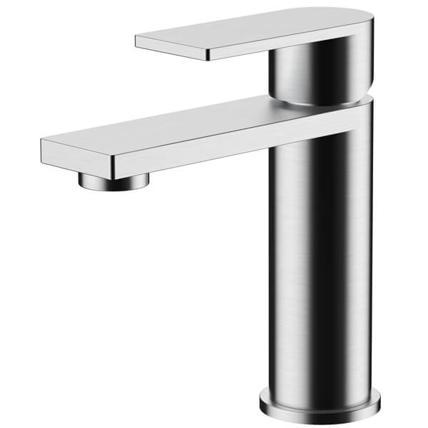 Frontline Strand Basin Mixer Tap With Click-Clack Waste