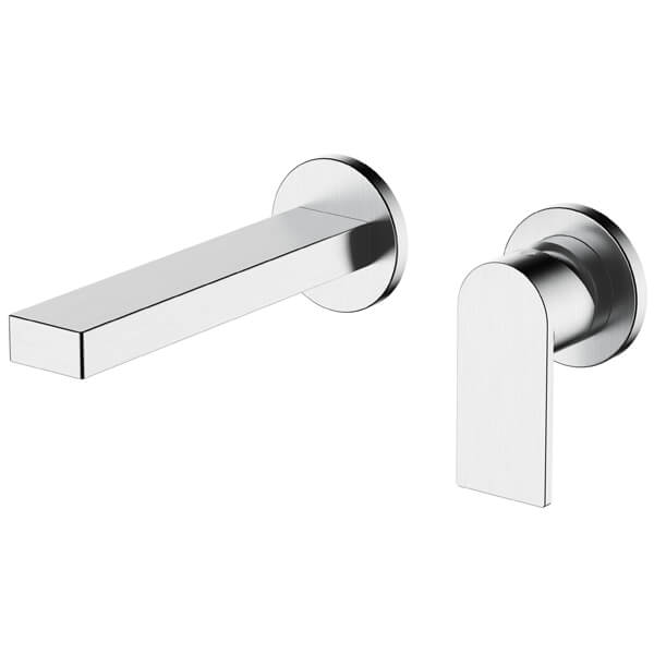 Frontline Strand Wall-Mounted Single Lever Basin Mixer Tap