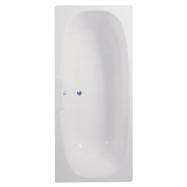 Frontline Altair 1700 x 750mm Double Ended Straight Bath
