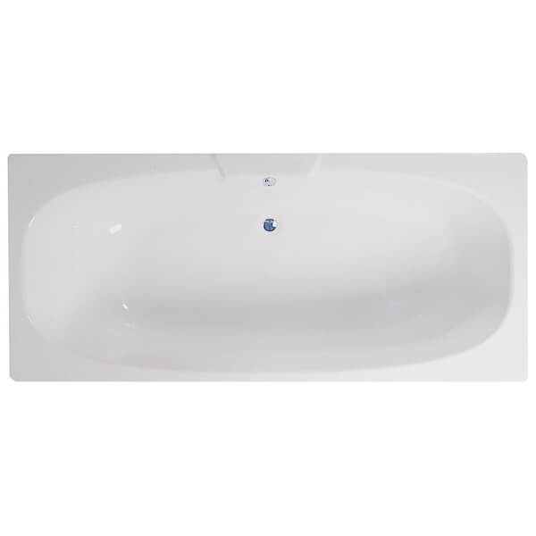 Additional image of Frontline Altair 1700 x 750mm Double Ended Straight Bath