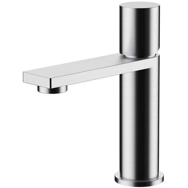 Frontline Sash Basin Mixer Tap With Click-Clack Waste