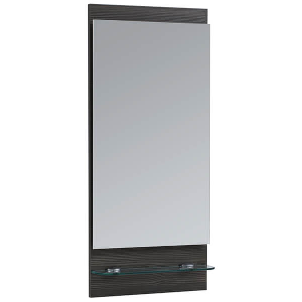 Alternate image of Frontline 400 x 900mm Bathroom Mirror With Shelf