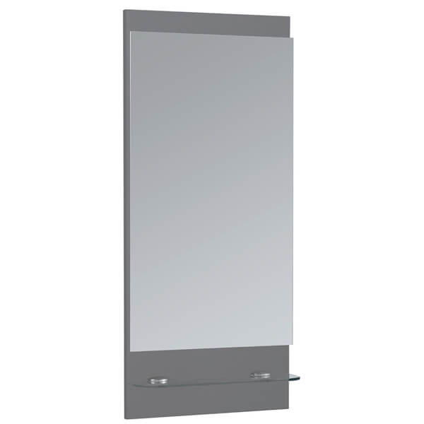 Additional image of Frontline 400 x 900mm Bathroom Mirror With Shelf