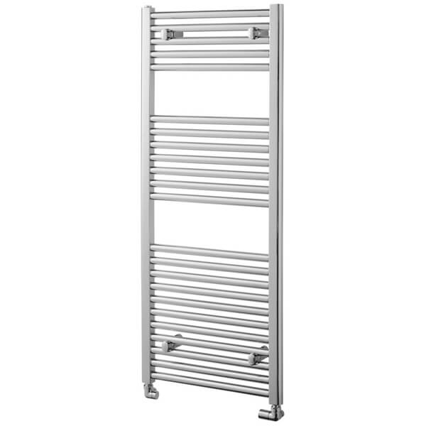 Towelrads Pisa 400mm Wide Straight Towel Rail - More Heights Available