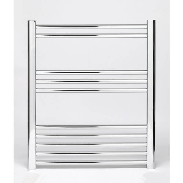 Towelrads Hamilton 600mm Wide Straight Towel Rail - More Heights Available