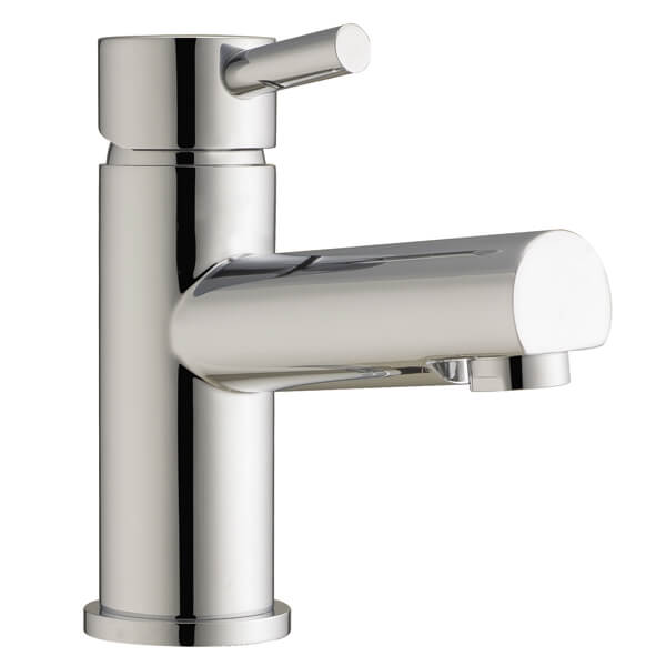 Frontline Petit Basin Mixer Tap With Click-Clack Waste