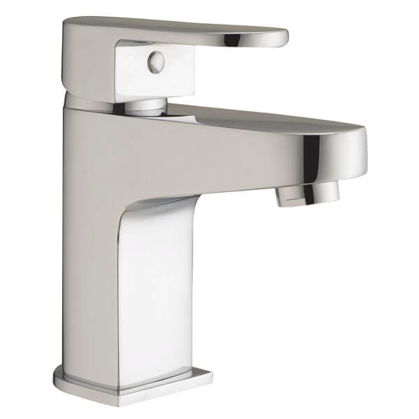Frontline Caprice Basin Mixer Tap With Click-Clack Waste