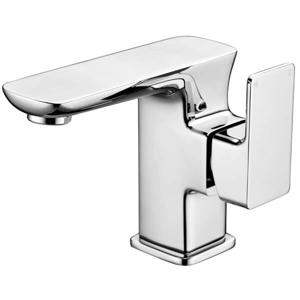 Frontline F60 Basin Mixer Tap With Click Clack Waste