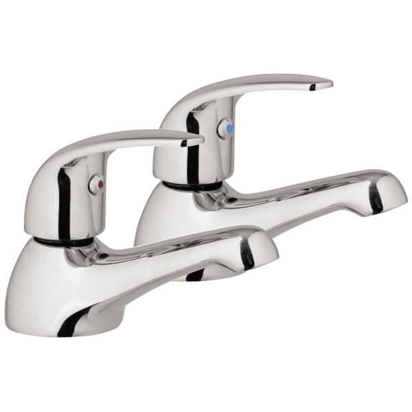Frontline Compact Single Basin Mixer Taps