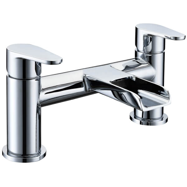 Frontline Ballini Waterfall Bath Filler Tap