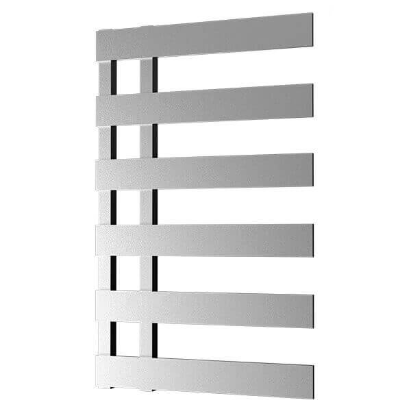 Radox Dora 500mm Width Designer Radiator Chrome - Height 800 - 1235mm