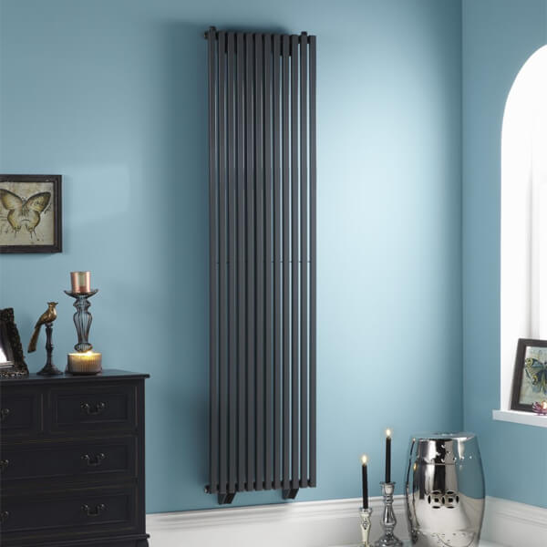 Towelrads Oxfordshire 1800mm Height Vertical Radiator - More Finish Available